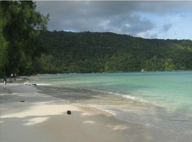 Beach on Perhentian Besar